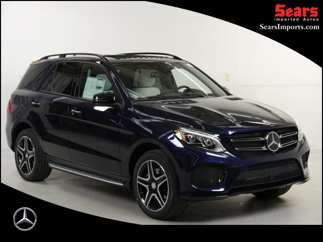 New 2017 mercedes benz gle gle350 suv in minnetonka 70118 for 2017 mercedes benz gle350 4matic price