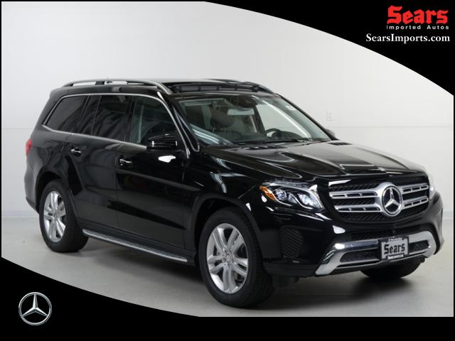 New 2017 mercedes benz gls gls450 suv in minnetonka 69950 for Mercedes benz house of imports service