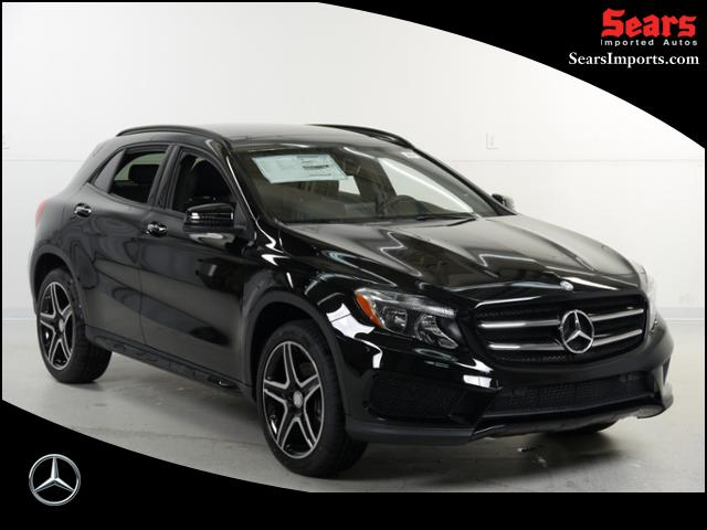 New 2017 mercedes benz gla gla250 suv in minnetonka 70068 for 2017 mercedes benz gla250 suv