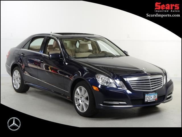 Pre owned 2012 mercedes benz e class e350 luxury 4dr car for 2012 mercedes benz e class e350