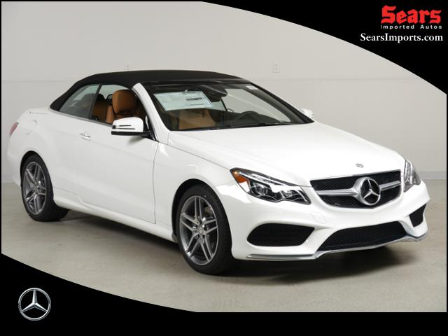 Pre owned 2016 mercedes benz e class e400 convertible in for Pre owned e class mercedes benz