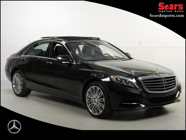 New 2017 mercedes benz s class s550 sedan in minnetonka for Mercedes benz extended warranty price